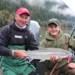 January Umpqua Steelhead