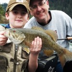 March Fishing Report - Umpqua River