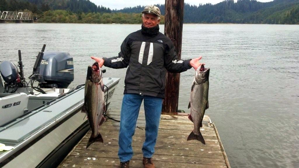 Umpqua river fishing for Umpqua river fishing report