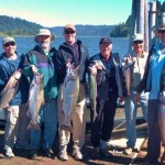 Umpqua River Salmon Fishing